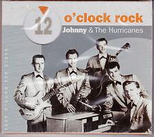 CD AVEC FOURREAU 14T JOHNNY & THE HURRICANES 12 O'CLOCK ROCK 2006 NEUF SCELLE