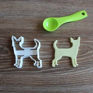 Chihuahua-Cookie-Cutter-Dog-Pup-Pet-Treat-puppy-Pupcake-topper-cake