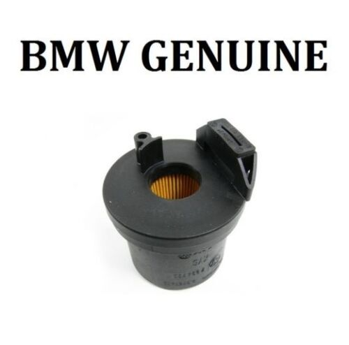 For BMW 525i 530i Air Pump Filter Secondary For Emission Control 11 72 7 534 722