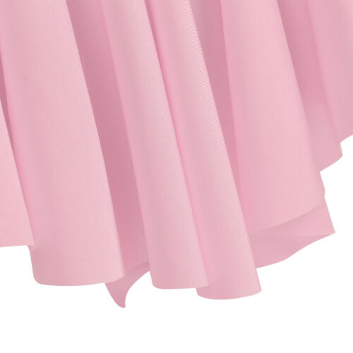 Kids Girls Tutu Ballet Leotard Dress Ballerina Dancewear Skating Dance Costumes