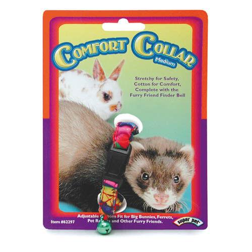 Superpet Comfort Collar Medium 4.5x0.7x6''