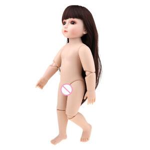 45cm-18-039-039-Nude-Dolls-fai-da-te-per-BJD-Girl-Doll-Accessorio-per-bambole