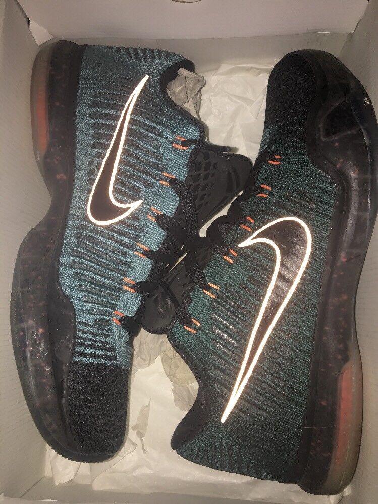 Nike Kobe X 10 Elite Low Drill Sergeant 9.5
