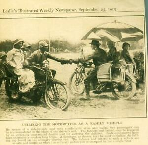 Advertising-Utilizing-The-Motorcycle-As-A-Family-Vehicle-Tandem-Seat-Canopy1915