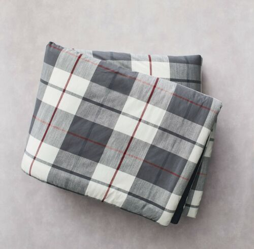 Better Homes & Gardens 3-Piece Full/Queen Homestead Plaid Comforter Set