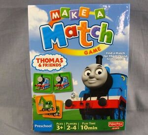 Image Is Loading Thomas Amp Friends Make A Match Game Preschool