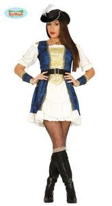 Deluxe-Pirate-Dress-Costume-for-Women-Pirate-Female-Captain-Carnival