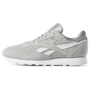 REEBOK-en-cuir-classique-gris-blanc-CN7105-UK-9-5
