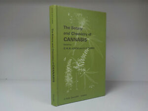 The-Botany-And-Chemistry-Of-Cannabis-RARE-1st-Edition-1970-ID-770