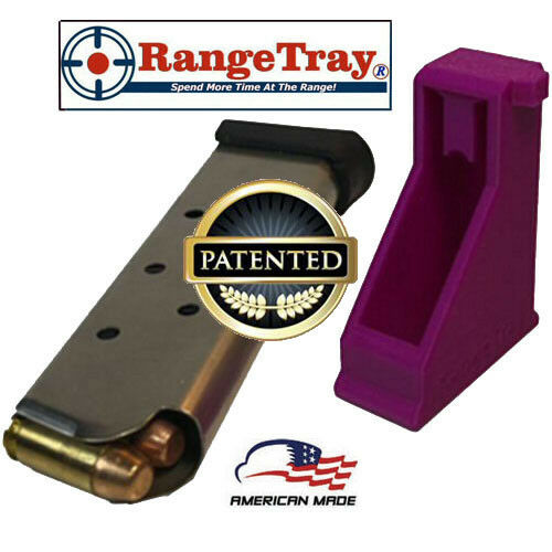 RangeTray Magazine Loader SpeedLoader for the Ruger LC9 & LC9s Pro 9mm PURPLE