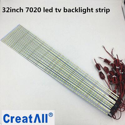 5M 10PCS 5630 7020 White//Warm Wihte 36LEDs Rigid Hard Light Strip for Cabinet