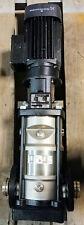 Grundfos Cri5 4 X Fgj I F Hqqe Stainless Steel Pump 11kw