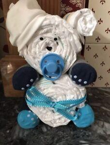 Baby Ny Cake Gift Bear For A