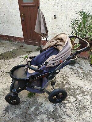 knorr baby Adapter 35092 für Babyschalen Maxi-Cosi Cybex Kiddy auf Voletto
