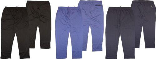 dimensioni 2XL-6XL opzione 3 Brooklyn Cotone Poliestere Fleece basso Jogging Con Orlo Aperto