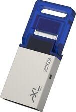 AXL Mini OTG 32 GB Pen Drive(Blue)
