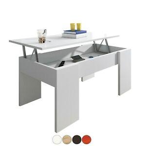 Detalles de Mesa de centro elevable, mesita comedor, mesa auxiliar salon,  Gala