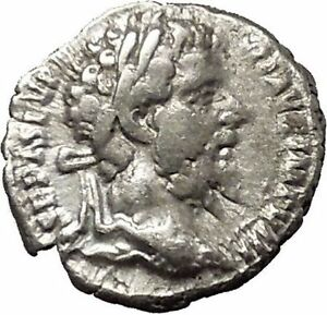 SEPTIMIUS-SEVERUS-194AD-Ancient-Silver-Roman-Coin-Security-Cult-i53120
