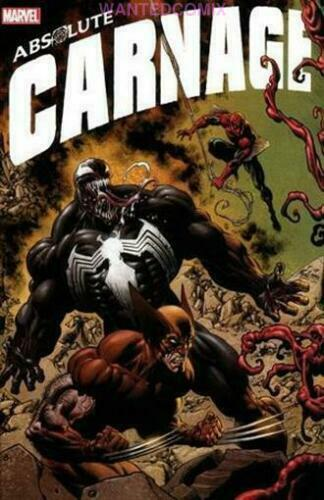 HOTZ CONNECTING VARIANT COVER CATES NEW 1 OF 5 ABSOLUTE CARNAGE #3