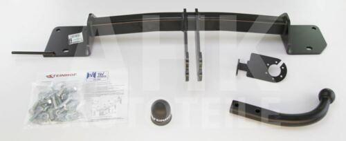 Für BMW X1 E84 Anhängerkupplung starr+ESatz 7pol ABE