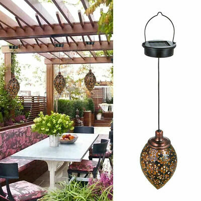 Outdoor Solar Powered Lantern Hanging, Outdoor Hanging Lanterns Australia