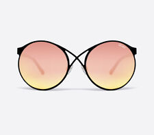 75272ef1bf1be item 1 NEW QUAY Sorry Not Sorry Black Rose Mirror Sunglasses -NEW QUAY  Sorry Not Sorry Black Rose Mirror Sunglasses