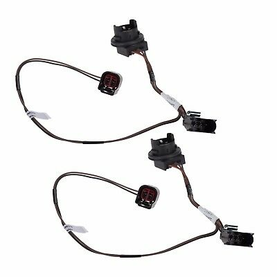 2010 dodge charger wiring harness 2006 2010 dodge charger headlight lamp wiring harness set of 2 oem  2006 2010 dodge charger headlight lamp