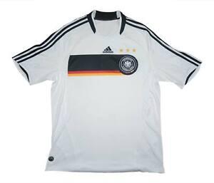 Germania 2008-09 ORIGINALE Maglietta (eccellente) XL soccer jersey