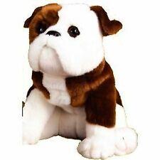 16 Inch Hardy Bulldog Plush Stuffed Animal by Douglas