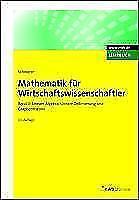Mathematik-fuer-Wirtschaftswissenschaftler-Band-3-von-Jochen-Schwarze-2010-Tas