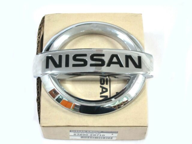 Genuine Name Plate Navara Badge Logo for Nissan Navara Frontier Pickup
