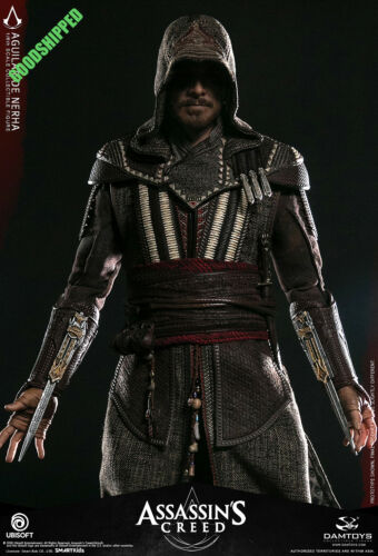 DAMTOYS 2016 ASSASSIN/'S CREED AGUILAR MICHAEL FASSBENDER DMS006 1//6 NEW MOVIE