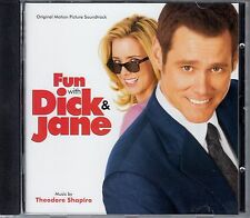 FUN WITH DICK & JANE / ORIGINAL SOUNDTRACK / MUSIK: THEODORE SHAPIRO / CD - NEU