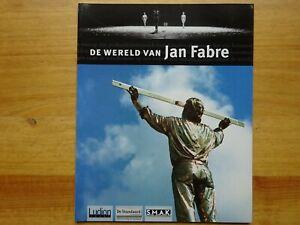 De wereld van Jan Fabre, Ludion-de Standaard, 2002 SMAK - Gent