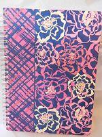 Vera Bradley Mini Notebook With Pocket 6 ½ W X 8 ¼ H X ½ D