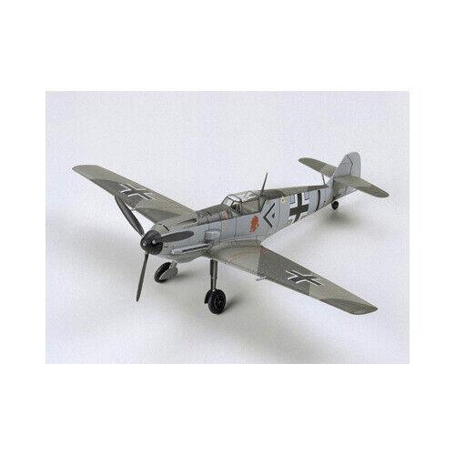 Tamiya Messerschmitt Bf109E-3 1:72 Scale Model War Bird Collection no.50 #60750