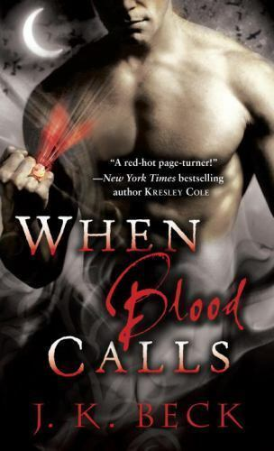 Shadow Keepers: When Blood Calls 1 by J. K. Beck (2010,