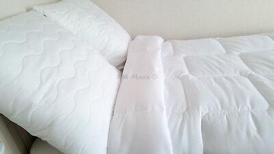 Angemessen Bettdecke Decke Kopfkissen Kissen Antibakteriell M. Allen Hohenstein Zerifikaten