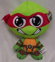 Teenage Mutant Ninja Turtles Raphael Turtle 12 Plush Stuffed Animal Toy