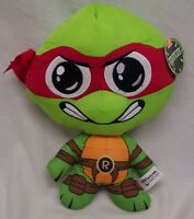 Teenage Mutant Ninja Turtles Raphael Turtle 12 Plush Stuffed Animal Toy