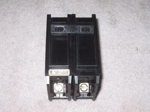 GTE SYLVANIA CIRCUIT BREAKER C230 2 POLE 30 AMP