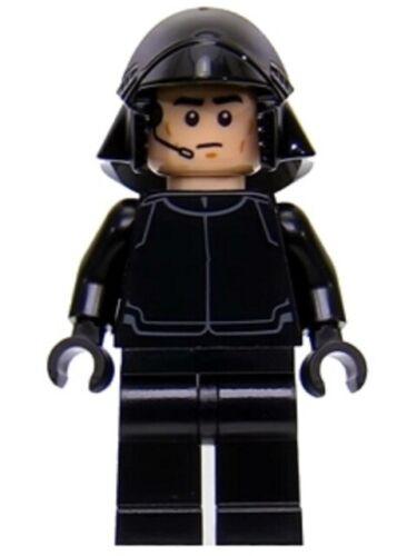 Minifig Figurine New From 75190 Lego Star Wars First Order Shuttle Pilot sw871