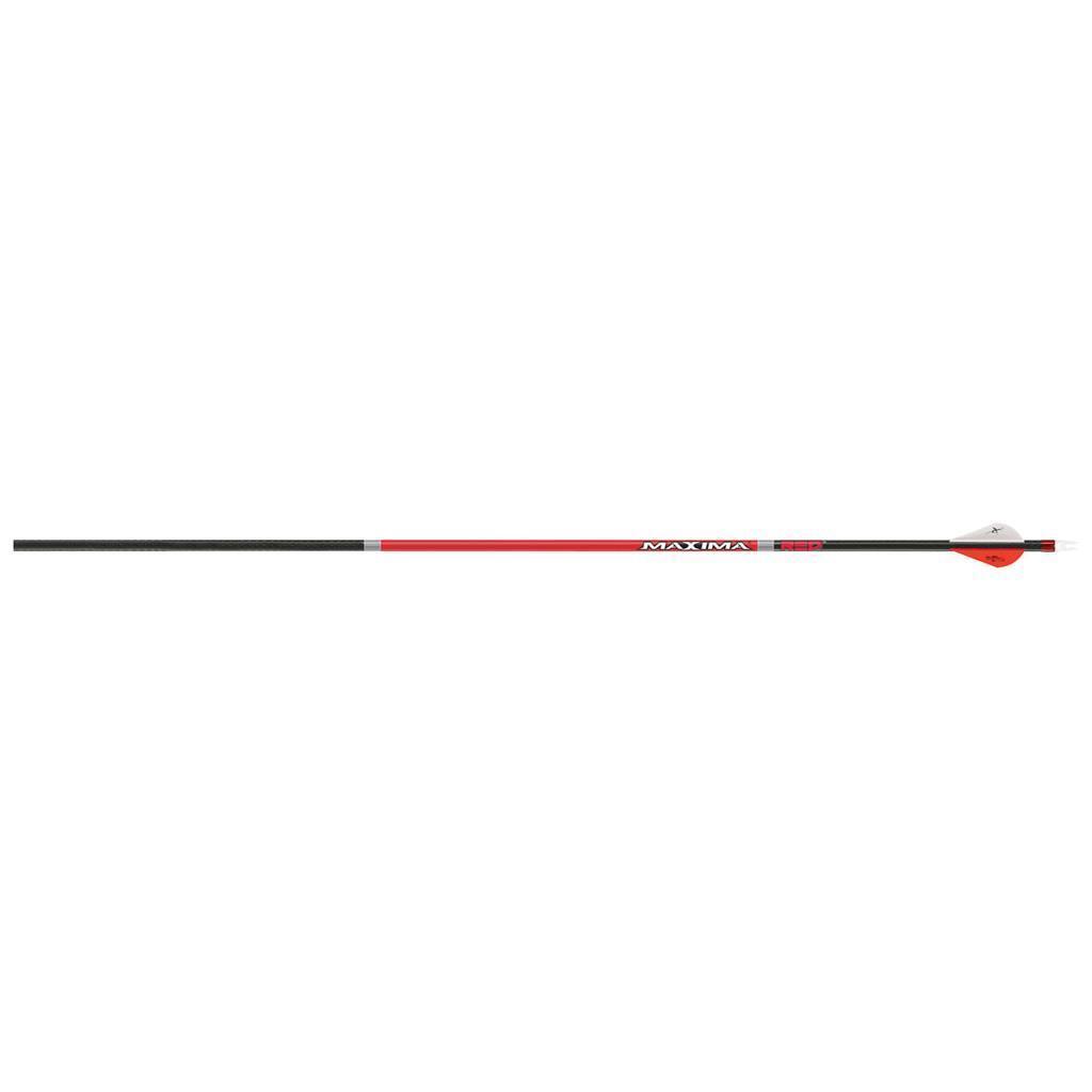Cochebon Express Maxima Rojo 250  flechas fábrica fletched con 2  Blazer Paletas 6 Pack  Venta barata