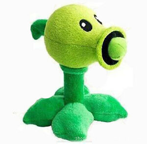 @@Cute PLANTS vs.ZOMBIES*Popular Game Soft Plush Toy Stuffed Doll Kid Baby Gift/&