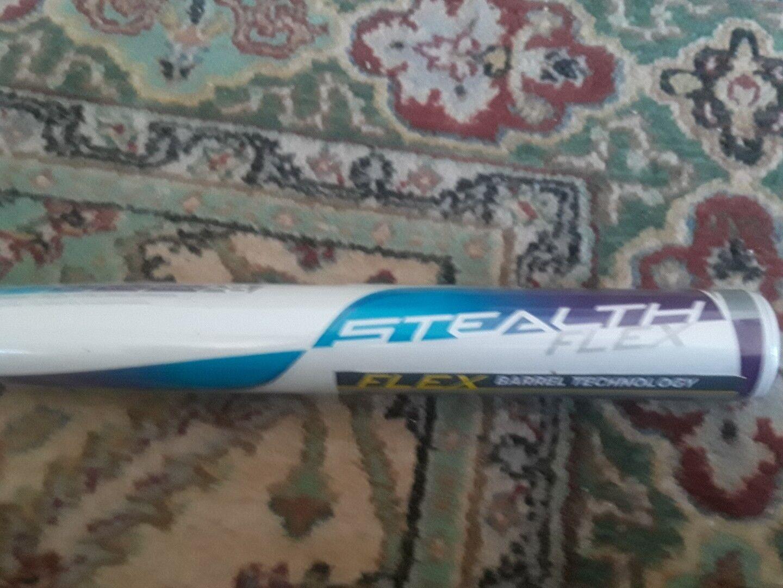 2017 Easton Stealth Flex Fastpitch Softball Softball Softball Bat 32 23 FP17SF9 Weiß Blau - NEW 072e3b