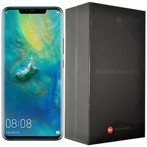 Details about New Huawei Mate 20 Pro Single-SIM LYA-L09 128GB Green Factory  Unlocked 4G GSM