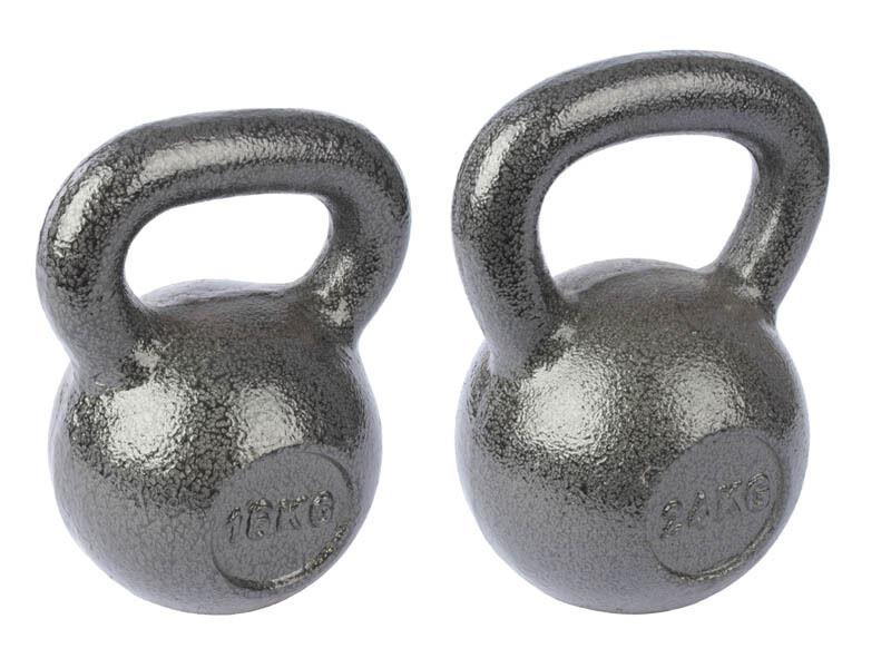 Kugelhantel Kettlebell Rundgewicht Kugelgewicht Handgewicht Guss 16kg 24kg