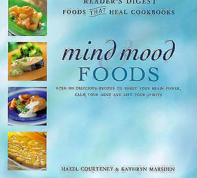 """""""AS NEW"""" Marsden, Kathryn, Courteney, Hazel, Mind Mood Foods (Foods That Heal Co"""