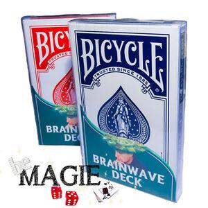 Jeu BRAINWAVE GEANT Bicycle - Ultra-mental amélioré - Tour de Magie