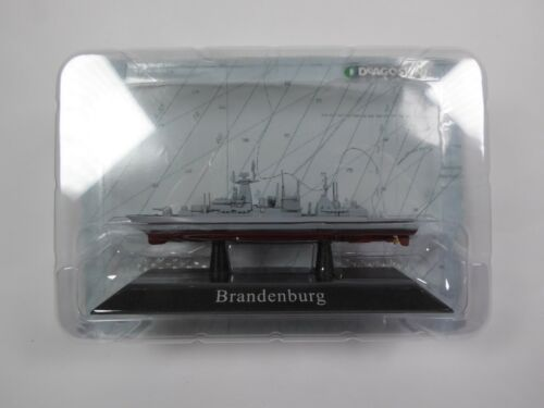 BRANDENBURG class 1994-1:1250 Navire de guerre IXO Frégate Militaire WS50